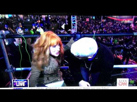 Kathy Griffin Tries to Give Anderson Cooper BJ Live on TV