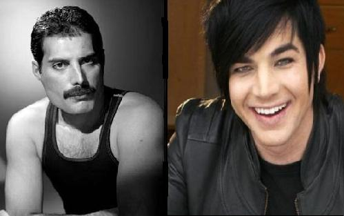Freddie Mercury Is Adam Lambert